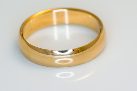 4mm kultasormus